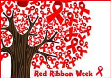 Red Ribbon Spirit Week Oct 26-30