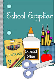 Classroom Supply Lists