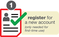 Register for an ML Schedules Account